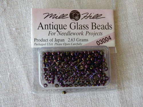 Perle Mill Hill Antique Glass Beads 03004