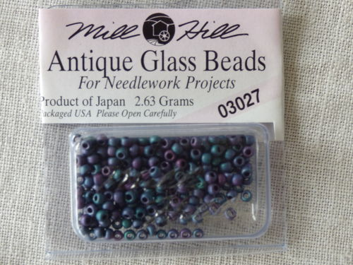 Perle Mill Hill Antique Glass Beads 03027
