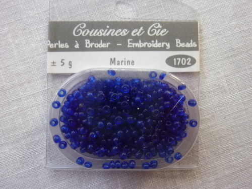 Cousines et Compagnies marine 1702