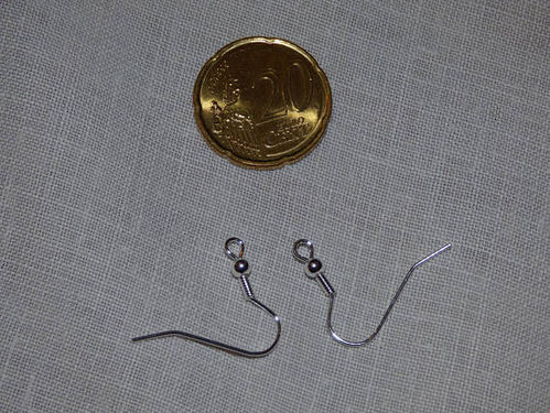 Support boucles d'oreilles ref 9933 en lot de 2